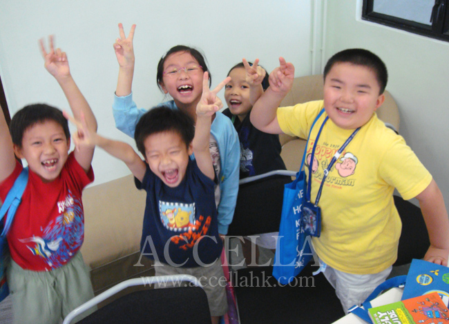 Snapshot taken just after the conclusion of a recent Lower Intermediate English Fun I class.