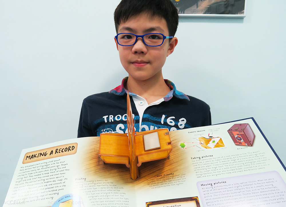 We hope that perusing this book may help serve to inspire Didier himself to, one day, embark on a career as an inventor!
